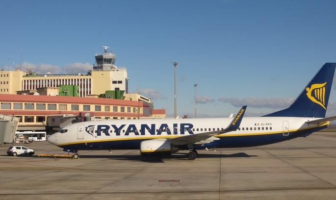 Ryanair планує перевезти з України півмільйона пасажирів у перший рік роботи