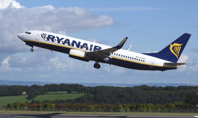 Авіакомпанія Ryanair почне працювати в Україні