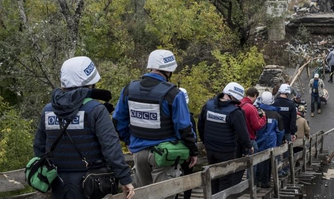 Спостережна місія ОБСЄ в Україні буде працювати ще рік