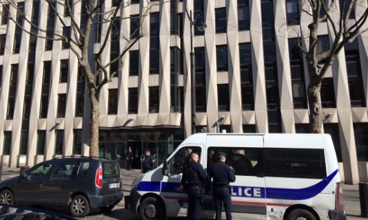 У паризькому офісі МВФ вибухнула посилка