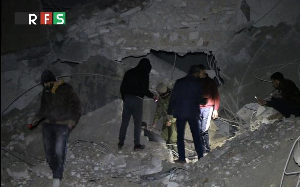 У Сирії десятки загиблих після бомбардування мечеті