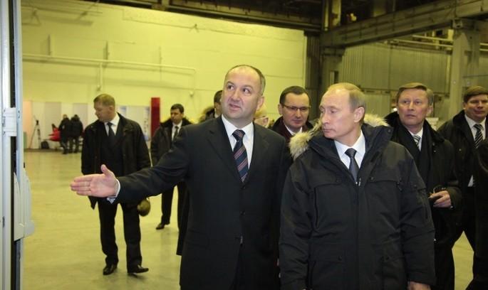 Сербські політики навідалися до окупованого Криму