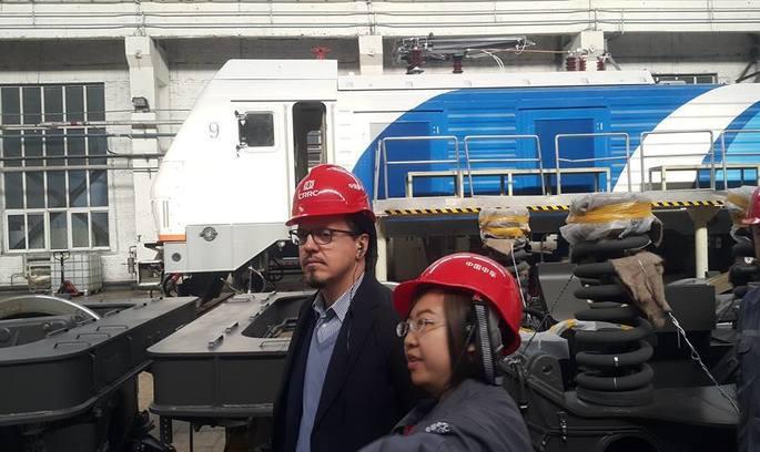 Китайські партнери зацікавились модернізацією українських локомотивів