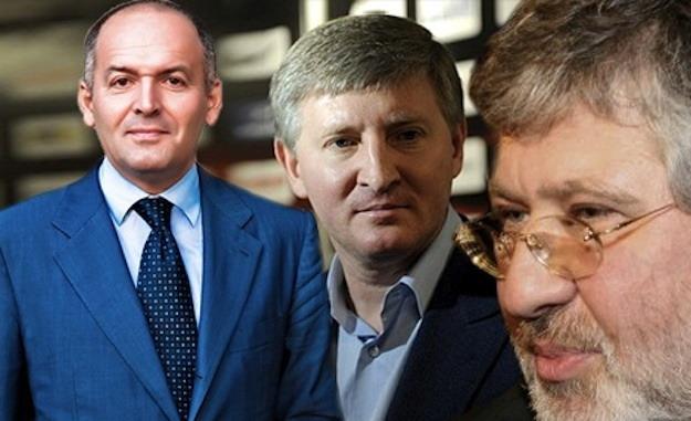 У рейтингу найбагатших за версією Forbes – шестеро українців