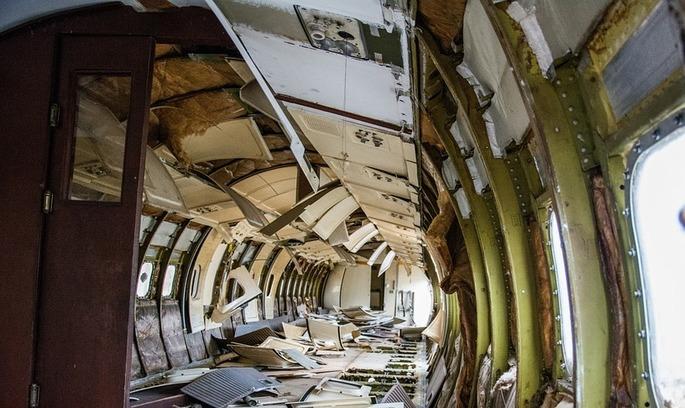 Вижили всі пасажири літака, що розбився у Південному Судані