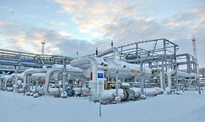 Eni з «Газпромом» домовились щодо співпраці
