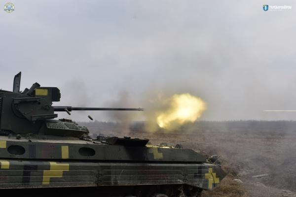 Українська армія невдовзі отримає фактично нову БМП