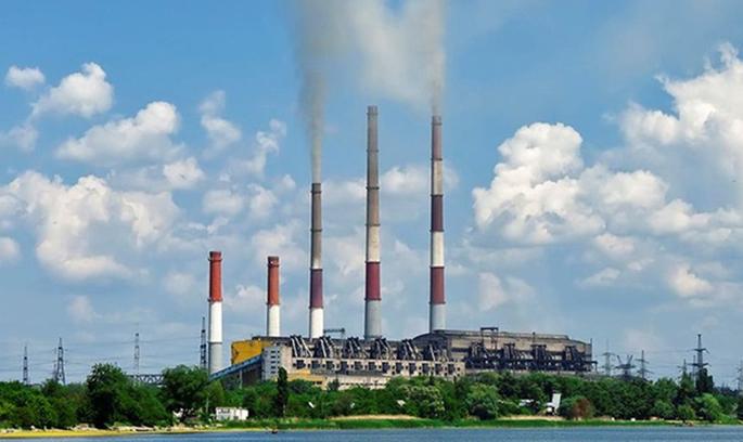 Зміївська ТЕС проходить реконструкцію, або як змінити антрацит на газове вугілля