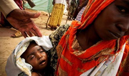 «Криза чотирьох голодів»: над світом нависли 4 гуманітарні катастрофи