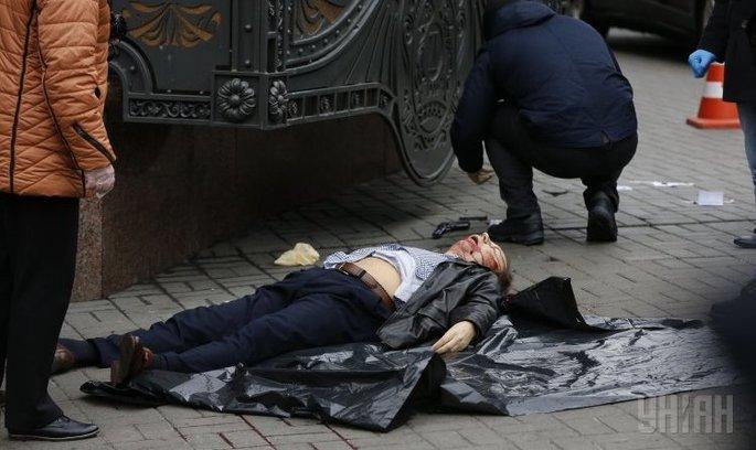 У лікарні помер вбивця екс-депутата російської держдуми Вороненкова