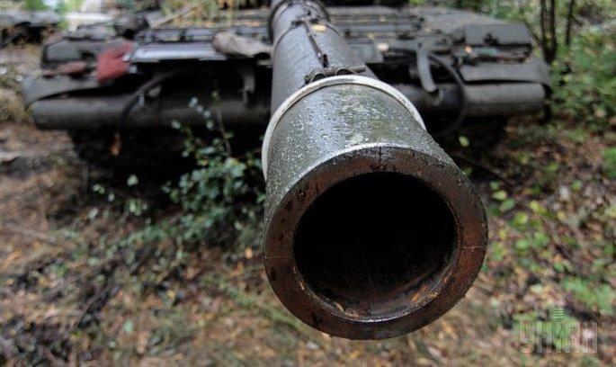 До українського кордону прибувають танки з Росії