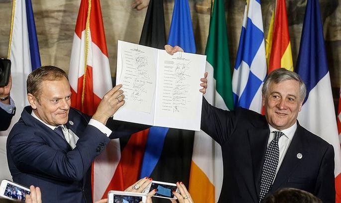 60-річчя Євросоюзу: стара добра Європа вже не та