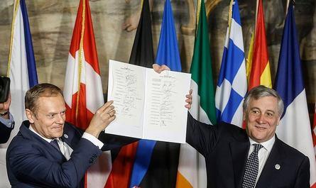 Куди рухається ЄС: п'ять тез про майбутнє Європи