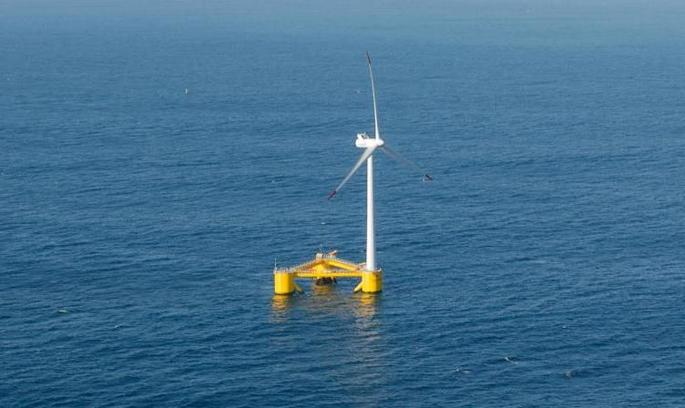 Великі нафтові компанії замінюють бурові установки вітряними турбінами
