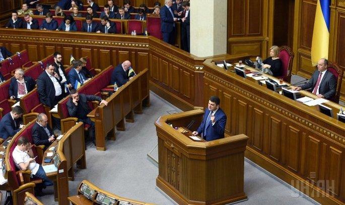 Рада схвалила закони для отримання 50 млн евро у кредит від Угорщини