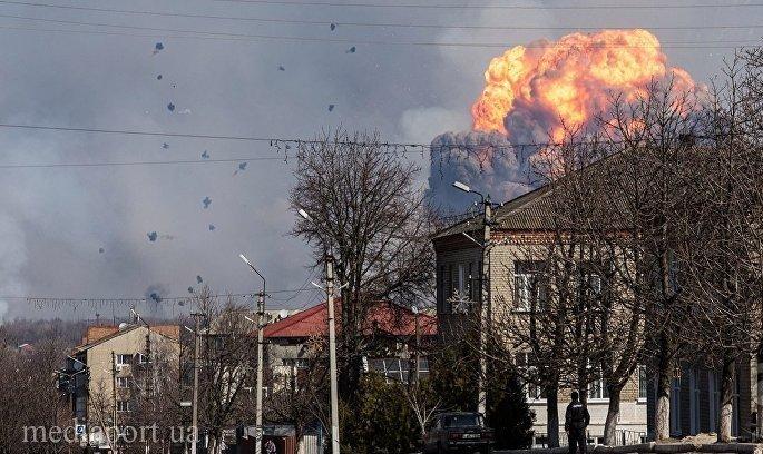 В Балаклії зруйновано вибухами 243 будівлі – Кабмін