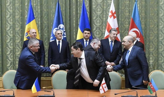 ГУАМ повертається: чотири країни шукатимуть шляхи співпраці та взаємної підтримки