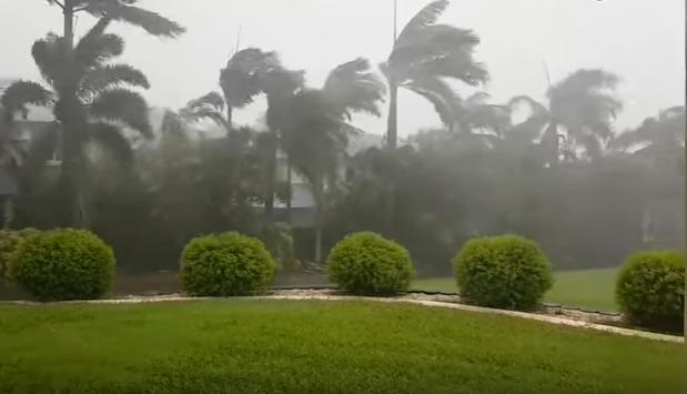 Узбережжя Австралії накрив сильний ураган, мешканців евакуйовано