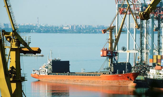 Порт«Южний» інвестує в термінал для перевалки вугілля 770 млн грн