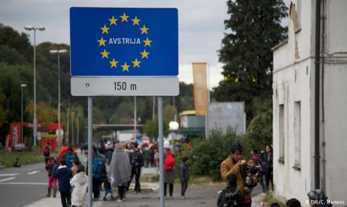 Австрія хоче відмовитися від прийому біженців