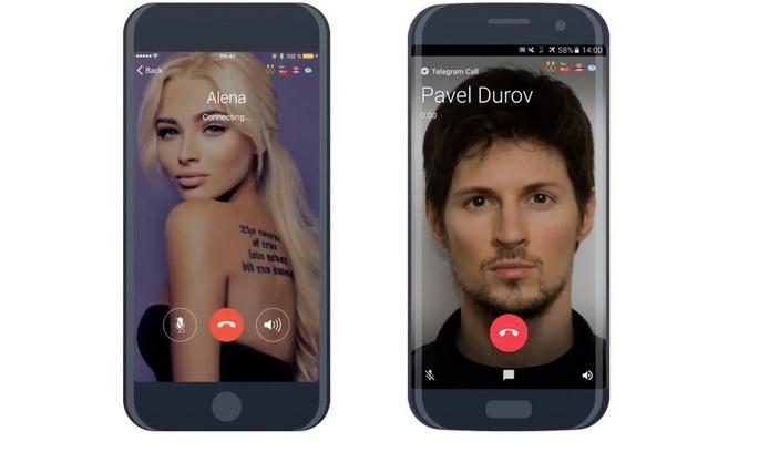 Месенджер Telegram Павла Дурова запускає аудіодзвінки