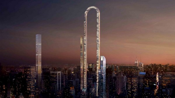 У Нью-Йорку з'явиться найдовша у світі будівля