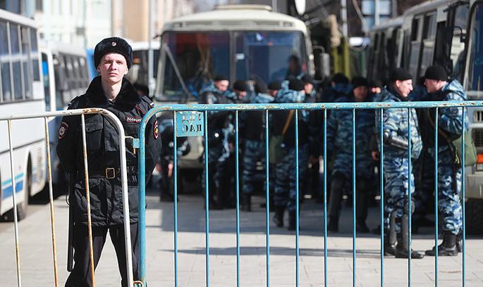 У Москві гарно погуляли: затримано 40 людей
