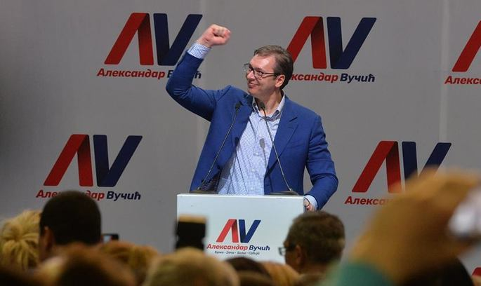 Екзит-пол: у Сербії на виборах перемагає проросійський кандидат