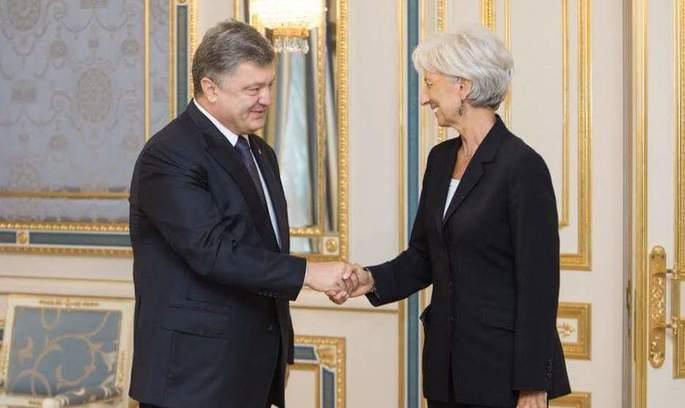 МВФ ухвалив рішення про виділення Україні $1 млрд (ОНОВЛЕНО)