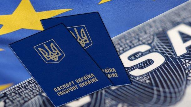 Європарламент проголосував за безвіз для України