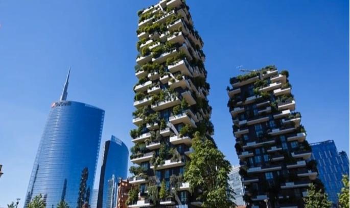 У Китаї побудують місто-ліс, яке очищатиме повітря