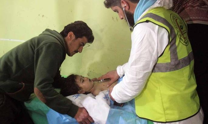 Хімічна атака в Сирії: Захід звинувачує режим Асада