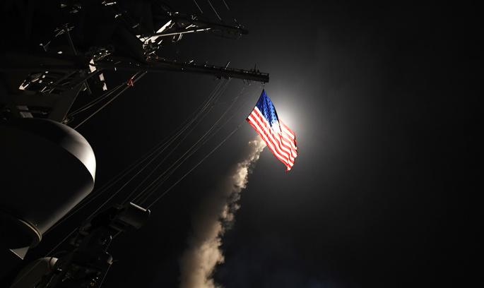 Трамп вплутався у війну: США запустили 59 «Томагавків» по Сирії