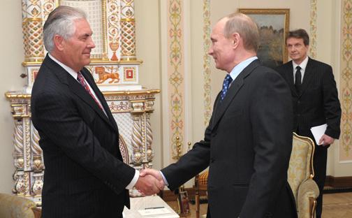Держсекретар США відмовляється від зустрічі з Путіним