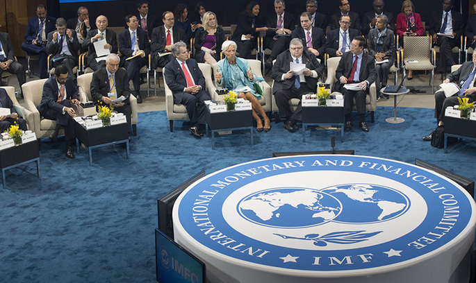 Чи врятує МВФ Україну