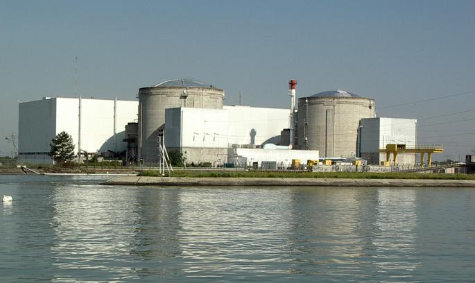 У Франції закриють найстарішу атомну електростанцію