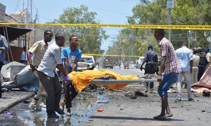У столиці Сомалі вибухи забирають людські життя