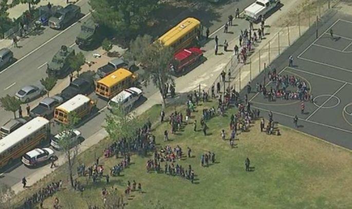 Стрілянина в школі Сан-Бернардіно: 3 жертви, злочинець застрелився