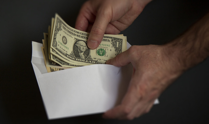 Чому Україна очолила світовий рейтинг корупції
