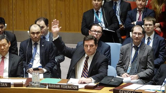 Знову вето: Росія блокує розслідування ООН щодо хіматаки в Сирії