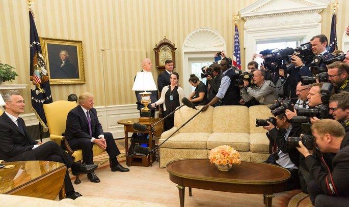 НАТО - не застаріле: Трамп знову почав поважати Альянс