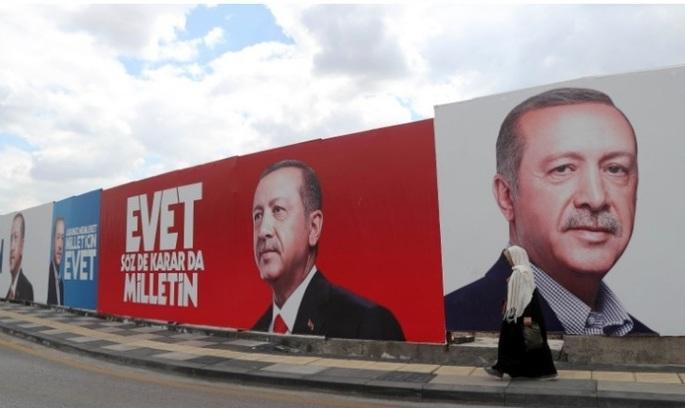 У Туреччині розпочався референдум щодо розширення влади Ердогана