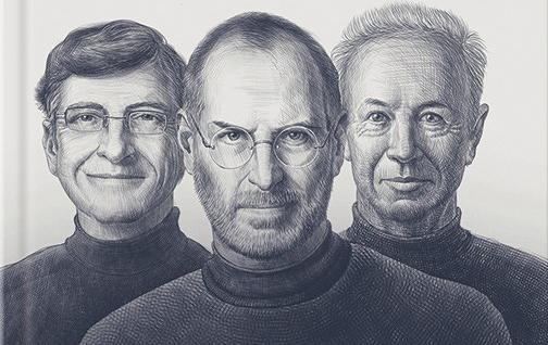 5 найважливіших уроків від Білла Ґейтса, Енді Ґроува та Стіва Джобса: чому варто прочитати книгу «Стратегії геніїв»