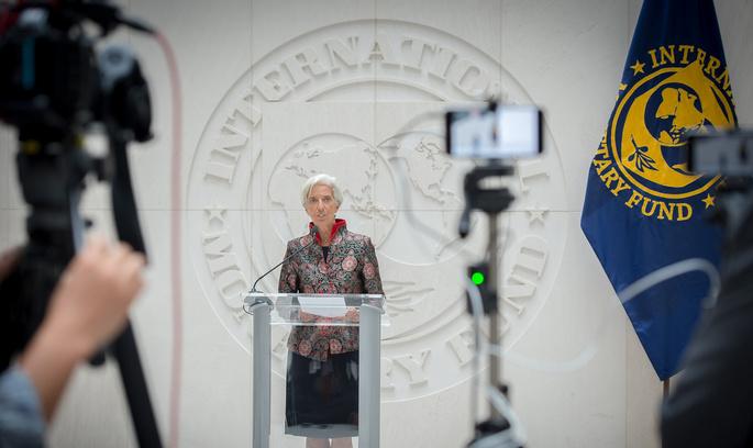 Нова доповідь МВФ: оптимістичні прогнози для світу й навіть для України