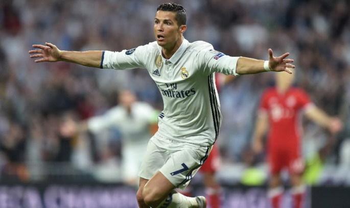 Роналду очолив список найкращих бомбардирів Ліги Чемпіонів