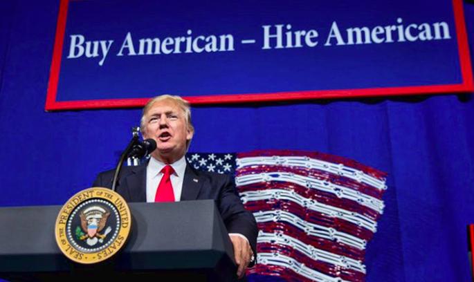 Новий указ Трампа: робочу візу в США тепер буде отримати складніше