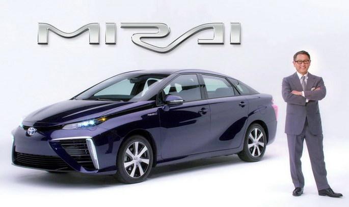 Toyota продаватиме Китаю найекологічніший у світі автомобіль