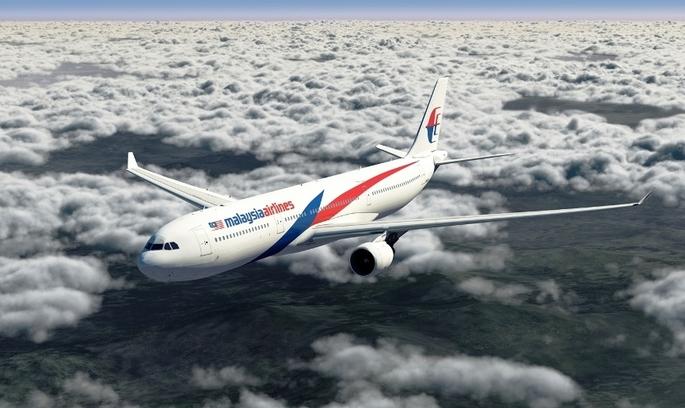 «Малазійські авіалінії» першими відстежуватимуть літаки через супутник