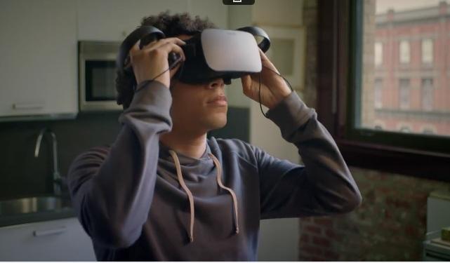 У Facebook починає працювати новий сервіс віртуальної реальності