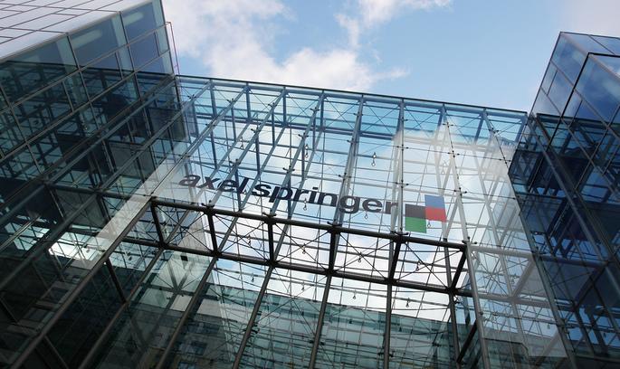 Медіахолдинг Axel Springer придбав пакет акцій Uber